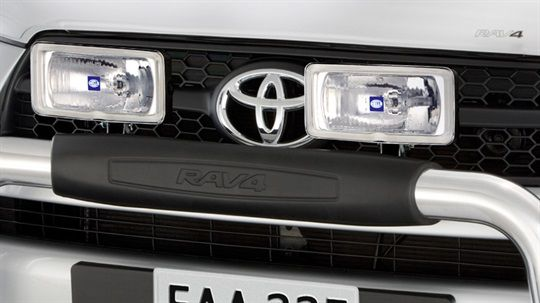 Driving Lights from New Town Toyota