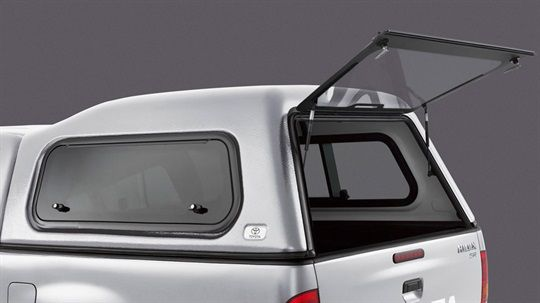 Canopies from New Town Toyota