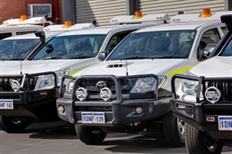 HiLux and Landcruiser vehicles built to meet safety requirements