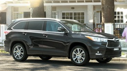 New Town Toyota Kluger Employee Package