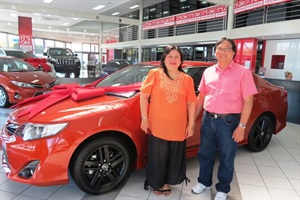 New Town Toyota Guests