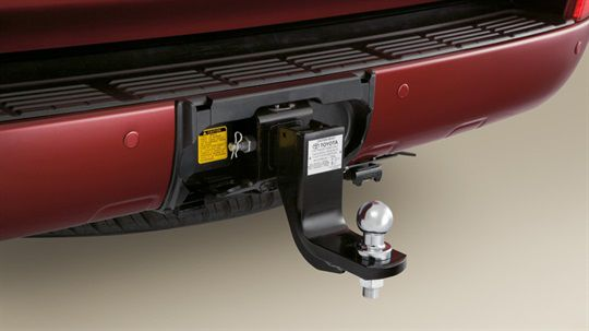 Towing Kits from New Town Toyota