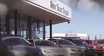 Select Your Fleet Size from New Town Toyota