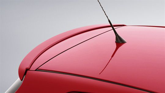 Rear Spoiler from New Town Toyota